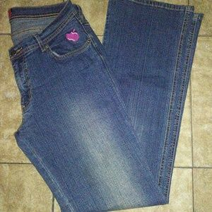 Apple Bottoms Jeans - NWOT APPLE BOTTOM JEANS SIZE 10